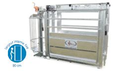 Cage de contention CCPF2500