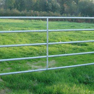 Barrières réglables bovins