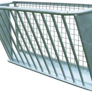Râtelier à accrocher sur barrière ou mur