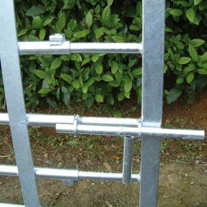 Barrières réglables basses