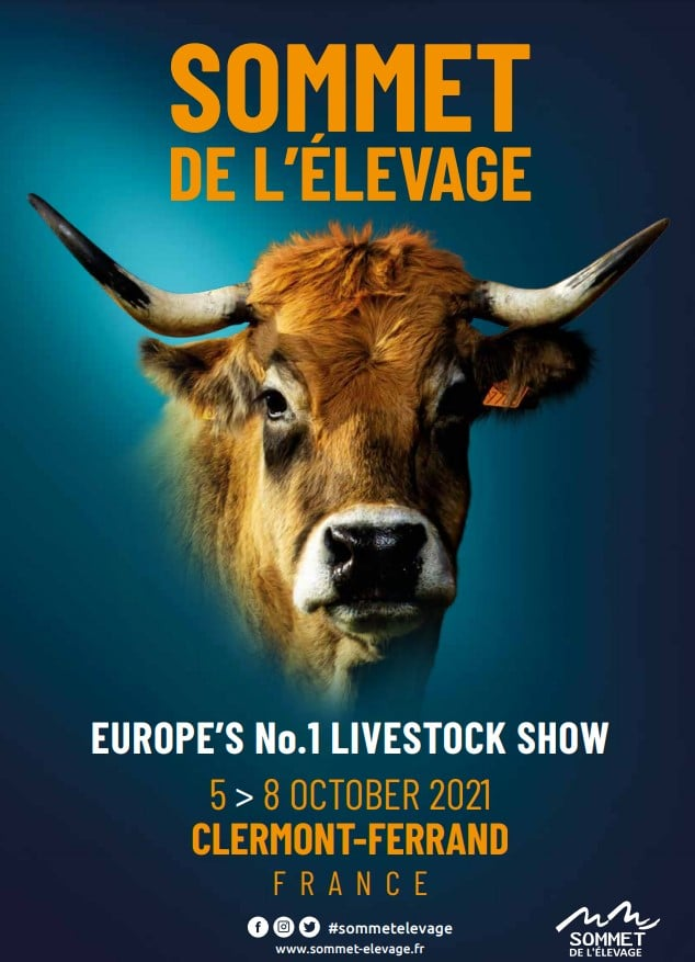 Read more about the article Sommet de l'élevage 2021