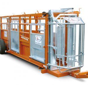 Couloir mobile réglable CCC3000